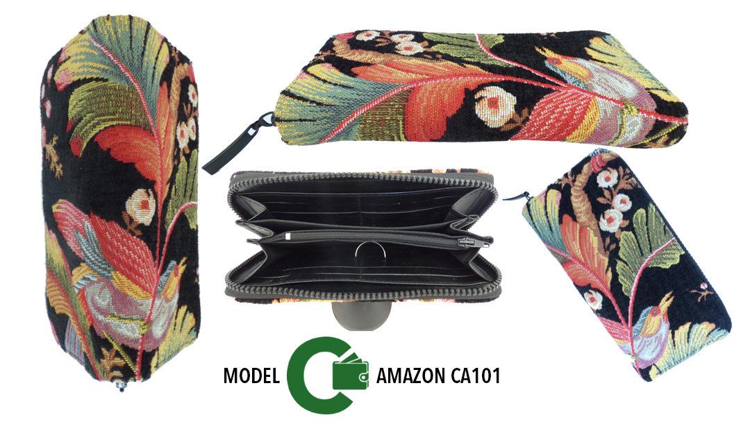 WOMEN'S WALLETS, WALLET COLLECTION FOR WOMEN – AMAZON WALLET MODEL CA101