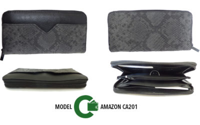 WOMEN'S WALLETS, WALLET COLLECTION FOR WOMEN – AMAZON WALLET MODEL CA201
