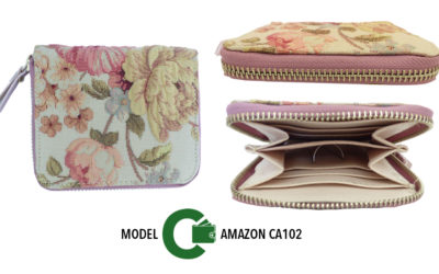 WOMEN'S WALLETS, WALLET COLLECTION FOR WOMEN – AMAZON WALLET MODEL CA102