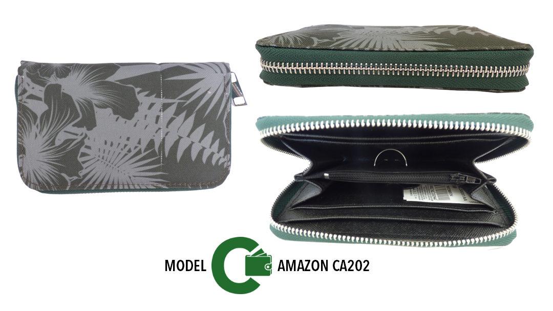 WOMEN'S WALLETS, WALLET COLLECTION FOR WOMEN – AMAZON WALLET MODEL CA202