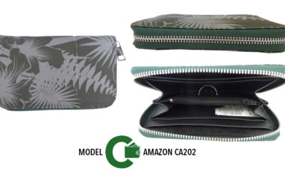 WOMEN'S WALLETS, WALLET COLLECTION FOR WOMEN – AMAZON WALLET MODEL CA202